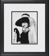 "Audrey Hepburn Breakfast at Tiffany's Framed 8"" x 10"" Photograph"