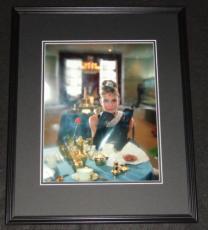 Audrey Hepburn Framed 11x14 Photo Poster Breakfast at Tiffany's B