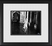 "Audrey Hepburn Framed 8"" x 10"" Running in Charade Photograph"