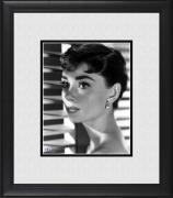 "Audrey Hepburn Roman Holiday Framed 8"" x 10"" Photograph"