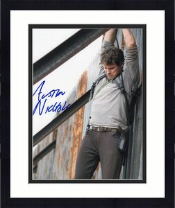 Austin Nichols The Walking Dead Spencer Monroe Signed 8x10 Photo w/COA