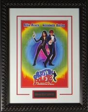 "Austin Powers Framed 11x17"" Publicity Movie Poster"