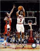 Chicago Bulls Ben Gordon Autographed Photo - Mounted Memories