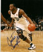 Autographed CURTIS SUMPTER Photo - Villanova Wildcats