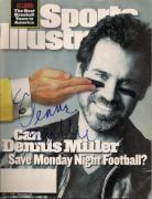 Autographed DENNIS MILLER - Sports Illustrated magazine
