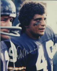 Autographed  ED MARINARO 8X10 Minnesota Vikings Photo