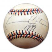 Autographed Kevin Costner 1999 All Star Baseball - Field of Dreams