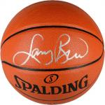 Larry Bird Autographed Basketball - I/O