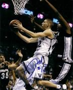 Autographed MIKE NARDI Photo - Villanova Wildcats