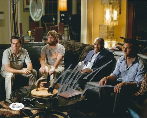 Mike Tyson Signed Photo - 8X10 JSA