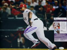 Autographed Prince Fielder 11x14 Texas Rangers Photo - JSA Certified