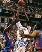 Autographed SHANE CLARK Photo - Villanova Wildcats