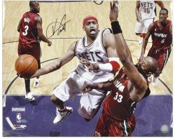 "New Jersey Nets Vince Carter Autographed 16"" x 20"" Photo"