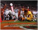 YOUNG, VINCE AUTO (VS USC) (DIVING/END ZONE) 16x20 PHOTO