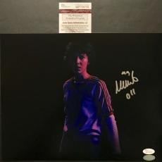 Autographed/Signed MILLIE BOBBY BROWN Eleven Stranger Things 11x14 Photo JSA #2