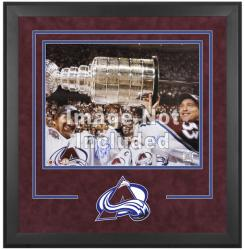 "Colorado Avalanche Deluxe 16"" x 20"" Horizontal Photograph Frame - Mounted Memories"