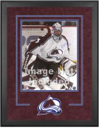 "Colorado Avalanche Deluxe 16"" x 20"" Vertical Photograph Frame - Mounted Memories"