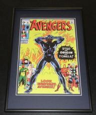 Avengers #87 Framed 10x14 Cover Poster Photo Marvel T'Challa