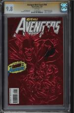 Avengers West Coast #100 Gc 9.8 White Ss Stan Lee Single Highest Cgc #1323803023