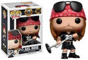 Axl Rose Guns N Roses # 50 Funko Pop!