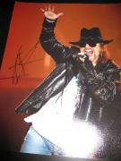 "Axl Rose Signed Autograph 11x14 Photo Guns N' Roses ""gn'r Lies"" Slash Coa E"
