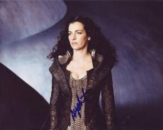 AYELET ZURER signed *SUPERMAN* Man Of Steel 8X10 photo Lara Lor-Van W/COA #1