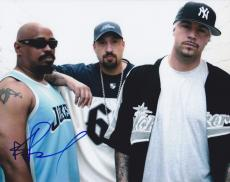 B-Real Signed Autographed 8x10 Photo Cypress Hill Prophets of Rage Proof A