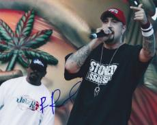 B-Real Signed Autographed 8x10 Photo Cypress Hill Prophets of Rage Proof E