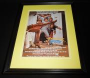 Bachelor Party 1984 Framed 11x14 ORIGINAL Vintage Advertisement Tom Hanks