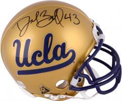 Dave Ball UCLA Bruins Autographed Riddell Mini Helmet