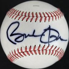 Barack Obama Signed Rawlings Training Baseball PSA/DNA #AB02427