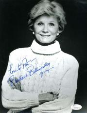 Barbara Billingsley Jsa Coa Hand Signed Photo Authentic Autograph 8x10