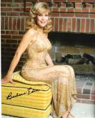 "BARBARA EDEN - Best Known as JEANNIE in TV Series ""I DREAMED of JEANNIE"" Signed 8x10 Color Photo"