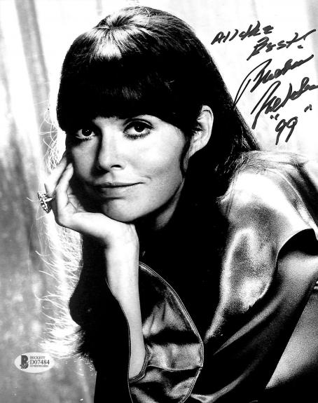 "Barbara Feldon Get Smart ""99"" Signed 8x10 Photo BAS #D07484"