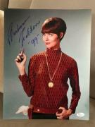 BARBARA FELDON HANDSIGNED LARGE 11x14 PHOTO     GORGEOUS 99   GET SMART      JSA