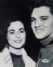 Barbara Hearn Smith Signed 8x10 Photo w/ Elvis Presley PSA/DNA #AB99507