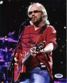 Barry Gibb Bee Gees Autographed Signed 8x10 Photo Authentic PSA/DNA COA
