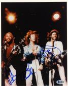 "Barry Gibb, Robin Gibb, & Maurice Gibb Autographed 8"" x 10"" The Bee Geees Photograph 1 - BAS COA"