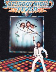 Barry Gibb Signed 8x10 Photo Authentic Autograph Saturday Night Fever Bee Gees