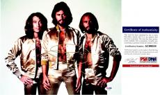 Barry Gibb Signed - Autographed BEE GEES 11x14 inch Photo with PSA/DNA Authenticity