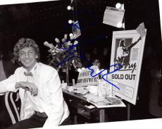 Barry Manilow Autographed Bnw Signed 8x10 Photo UACC RD