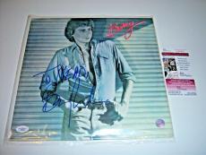 Barry Manilow Barry Jsa/coa Signed Lp Record Album