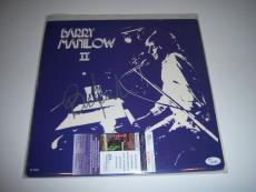 Barry Manilow Ii,great Singer Jsa/coa Signed Lp Record Album