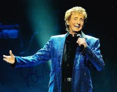 Barry Manilow Signed 8x10 Photo Authentic Autograph Copacabana Coa C