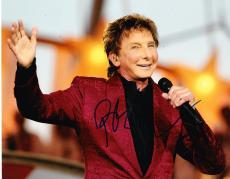 Barry Manilow Signed 8x10 Photo Authentic Autograph Copacabana Coa D