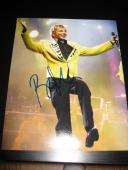 BARRY MANILOW SIGNED AUTOGRAPH 8x10 PHOTO IN PERSON RARE PROOF THE GREATEST D