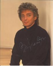 Barry Manilow Signed Autographed 8x10 Photo Photograph A