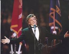 Barry Manilow Signed Autographed 8x10 Photo Photograph B