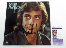 Barry Manilow Signed LP Record Album I w/ JSA AUTO