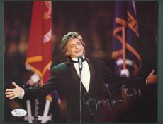 Barry Manilow Signed/Autographed 8x10 Photo JSA Authenticated N00271